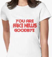YOU ARE FAKE NEWS - GOODBYE T-Shirt