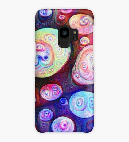 #DeepDream bubbles on frozen lake 5x5K v1450615886 Case/Skin for Samsung Galaxy