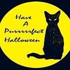 Have a Purrrrrfect Halloween! by Chiwow-Media