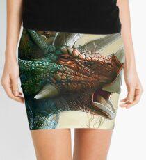 Triceratops Mini Skirt
