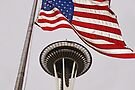 Star Spangled Seattle. by Todd Rollins