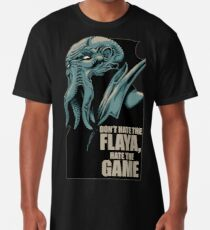Camiseta larga Mind Flayer • Calabozos, dragones y dados