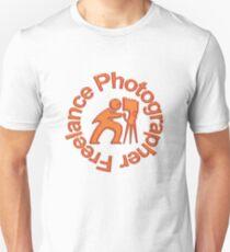 Freelance Photographer T Unisex T-Shirt