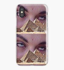 Ruby Da Cherry G59 Pyramids of Giza iPhone Case/Skin