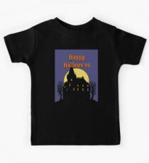 Creepy Castle Happy Hallowe'en Kids Clothes