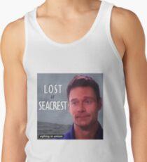 Lost At Seacrest  Men's Tank Top
