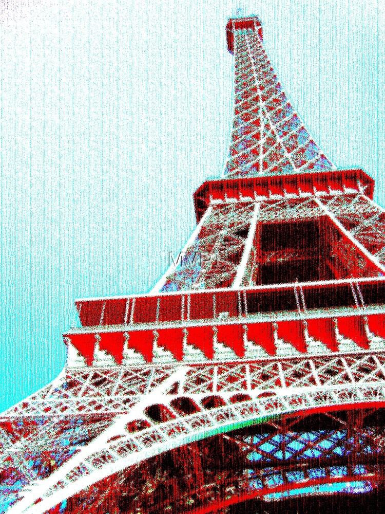 Paris Hallucinogen by MVP1