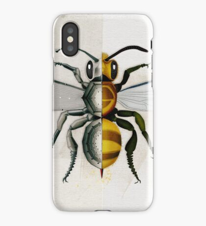 BeeDroid iPhone Case