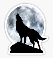 Wolves game of thrones t shirts Sticker
