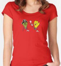 QOTSA • Era Vulgaris • Bulby Women's Fitted Scoop T-Shirt