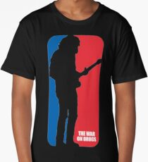 the war on drugs Long T-Shirt