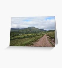 Drung Hill Kerry, Ireland Greeting Card