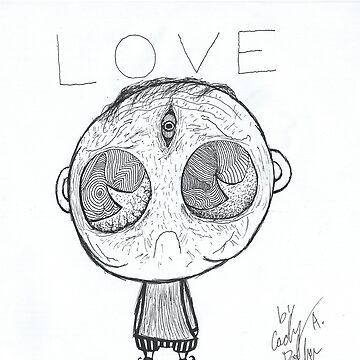 LOVE of THE loveless sad little boy by thebossGOD1