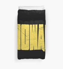 Iowa Duvet Cover