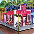 Boards Bikes & Kites by WhiteDove Studio kj gordon