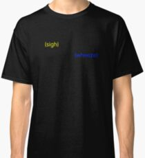Buzzfeed Unsolved. Classic T-Shirt