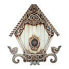 Birdhouse I by GreenwoodCreate