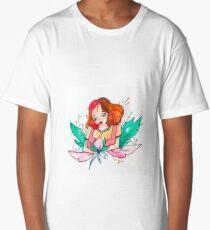 BLOSSOMS Long T-Shirt