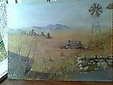 old windmill by jiller