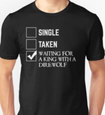 Waiting for a King... Unisex T-Shirt