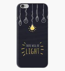 Es wird Licht sein iPhone-Hülle & Cover