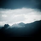 behind the clouds by andreasphoto