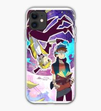 purple guy gravity falls iphone case