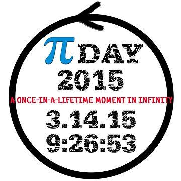 Celebrate Pi Day 2015! by DesignThinking