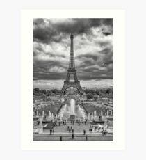 Lámina artística Torre Eiffel