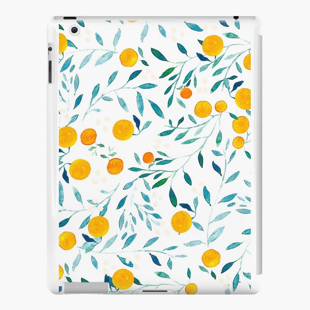 Orangenbaum iPad-Hüllen & Klebefolien