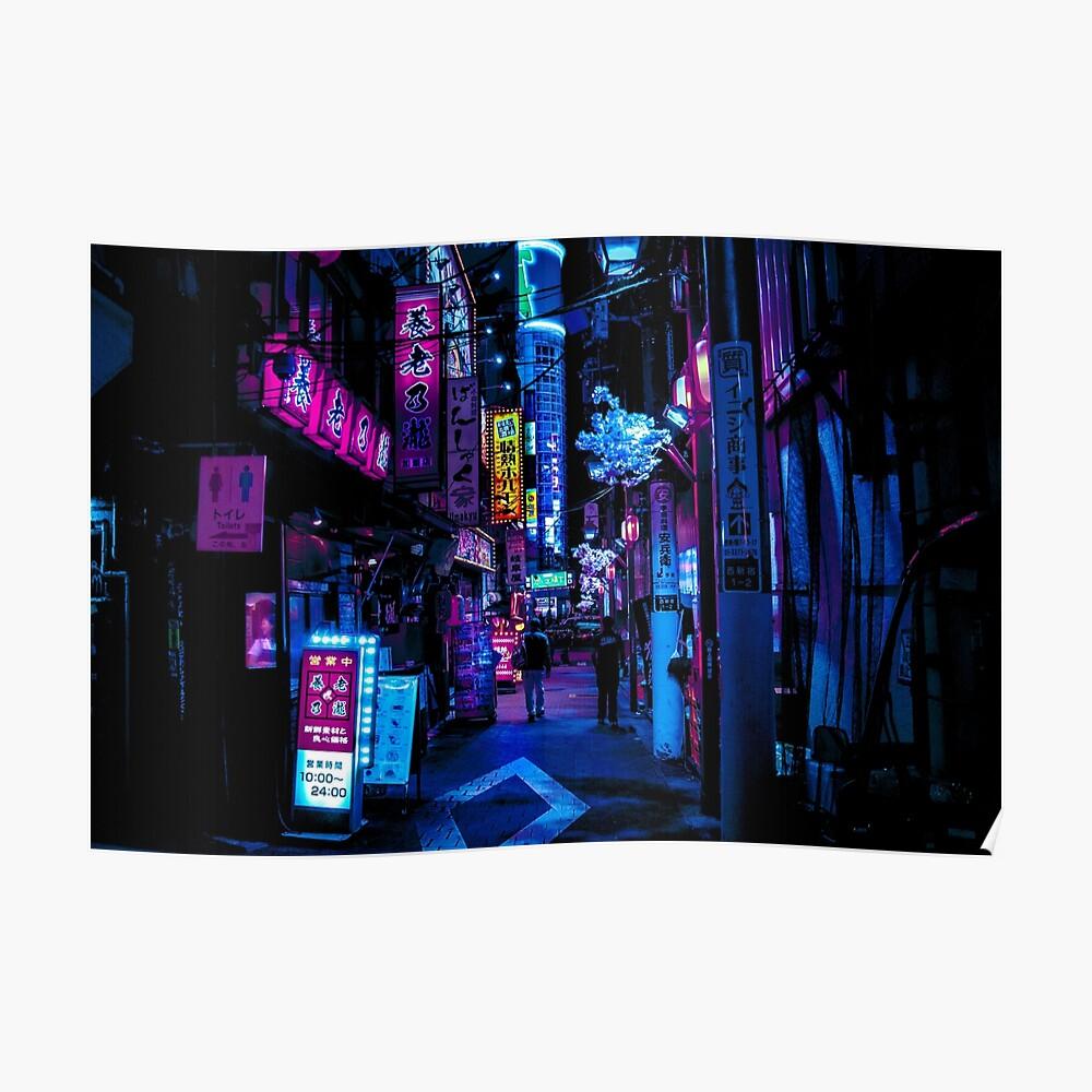 Blade Runner Vibes Poster