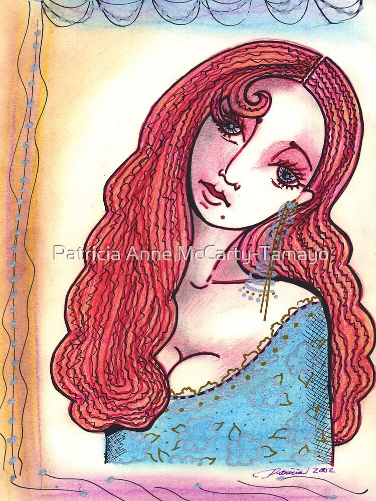 Irish Rose by Patricia Anne McCarty-Tamayo
