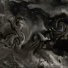 BLACK GALAXY(C2017) by Paul Romanowski