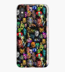 horror iphone case iPhone Case/Skin