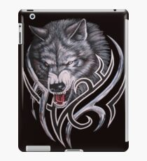 Wolves game of thrones-nymeria and ghost iPad Case/Skin