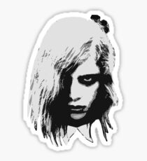 Barbara 2 Sticker