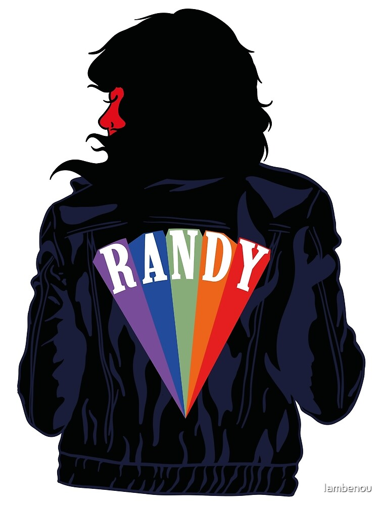 Randy by Iambenou