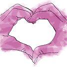 Heart Hands by hollybrooker4rt