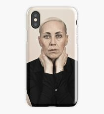 Lifes beauty lines iPhone Case/Skin