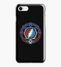 Steal Your Face (Illustration) iPhone Case/Skin