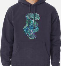 Imperial Water Dragon Pullover Hoodie