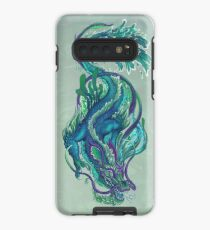 Imperial Water Dragon Case/Skin for Samsung Galaxy