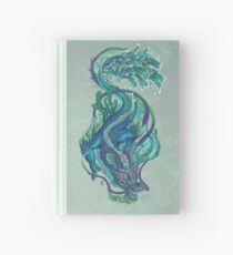 Imperial Water Dragon Hardcover Journal