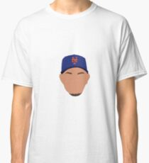 wilmer flores outline Classic T-Shirt