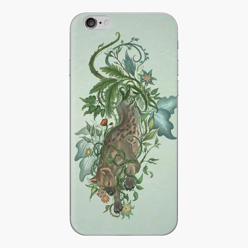 Thorned Hyena iPhone Skin