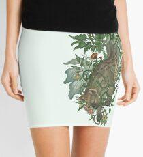 Thorned Hyena Mini Skirt