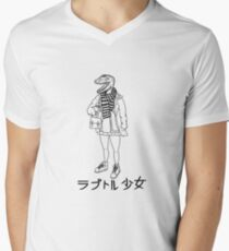 Raptor Girl T-Shirt