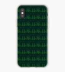 Vinilo o funda para iPhone CANNABIS HEARTBEAT