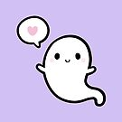 Cutie Ghost 02 by nikury
