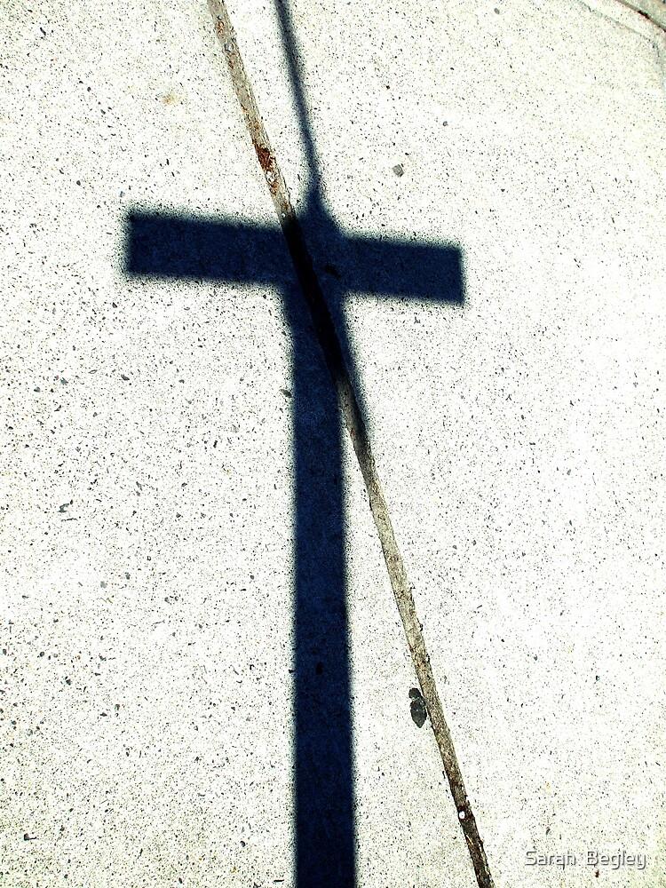 Crossed Shadow by Sarah  Begley
